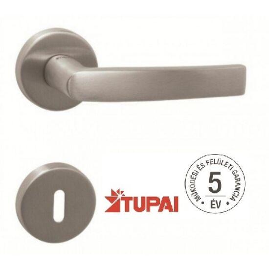 LAGUNA rozsdamentes acél ajtókilincs körrozettával