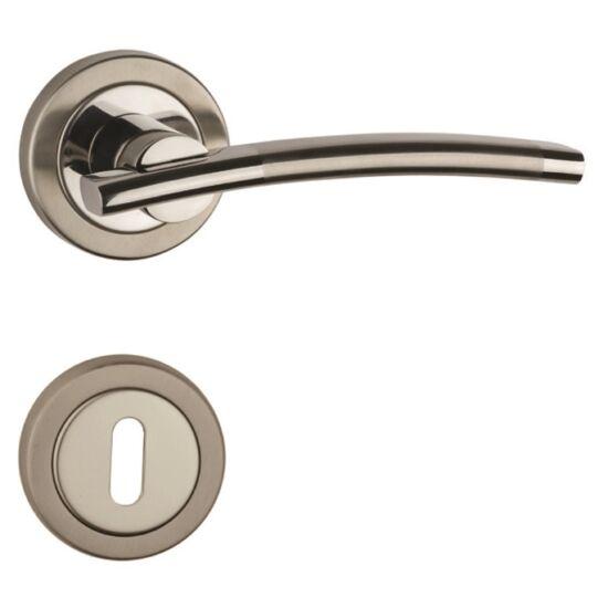 WINTER króm-sztén nikkel ajtókilincs